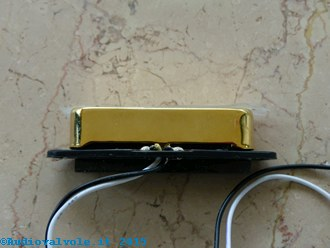 Pick-up neck (neck=manico) telecaster single coil