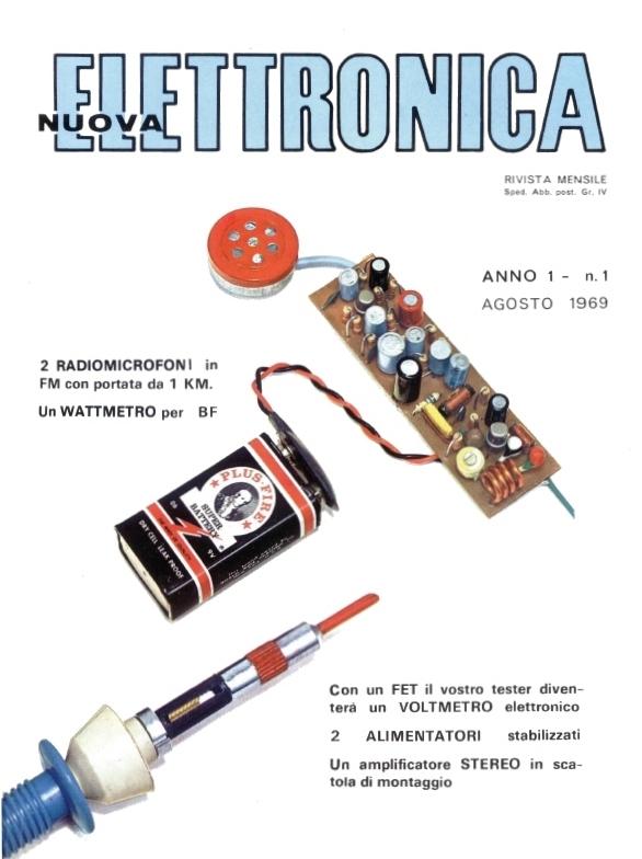Schemi Elettrici Kit Nuova Elettronica : Nuova elettronica la fine di un epoca intervista con
