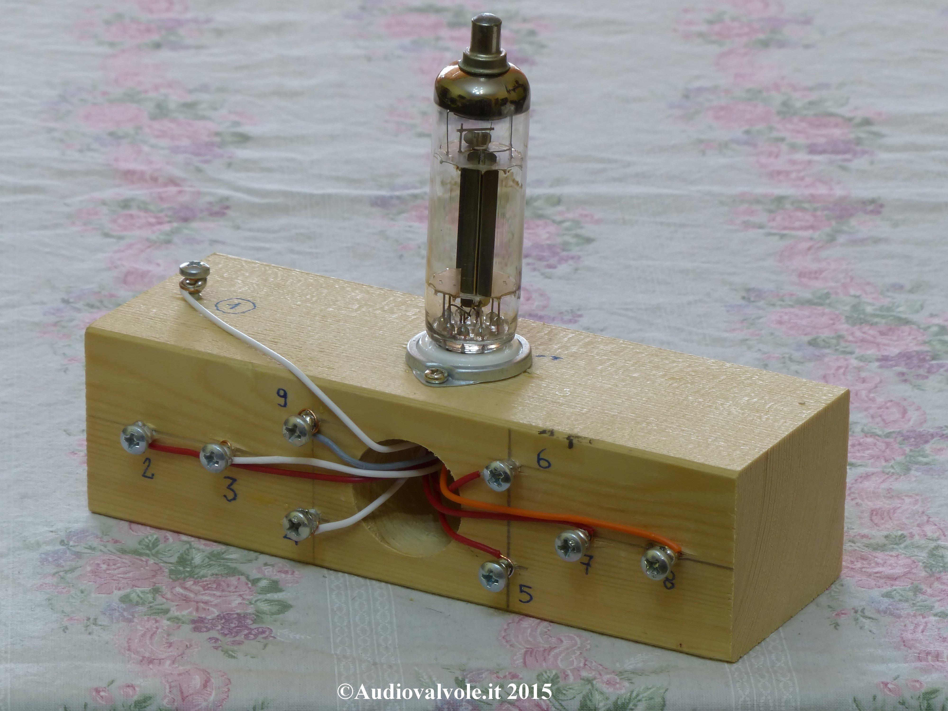Con valvole testina di laminazione con valvole with con for Scaldabagno idraulico con pex